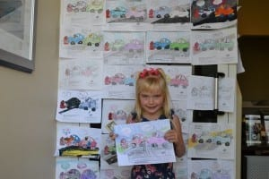 st george utah coloring contest