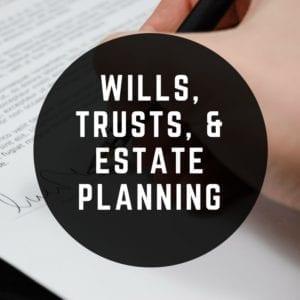 utah wills trusts estate planning