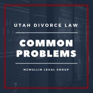 ut divorce law