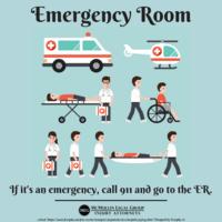 emergency room mcmullin