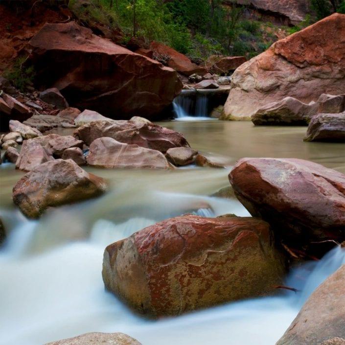rocky river in utah
