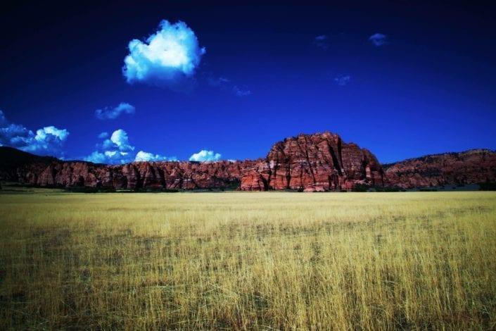 field utah rocks utah