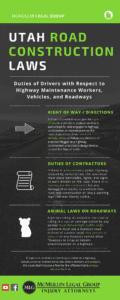 road construction law in utah